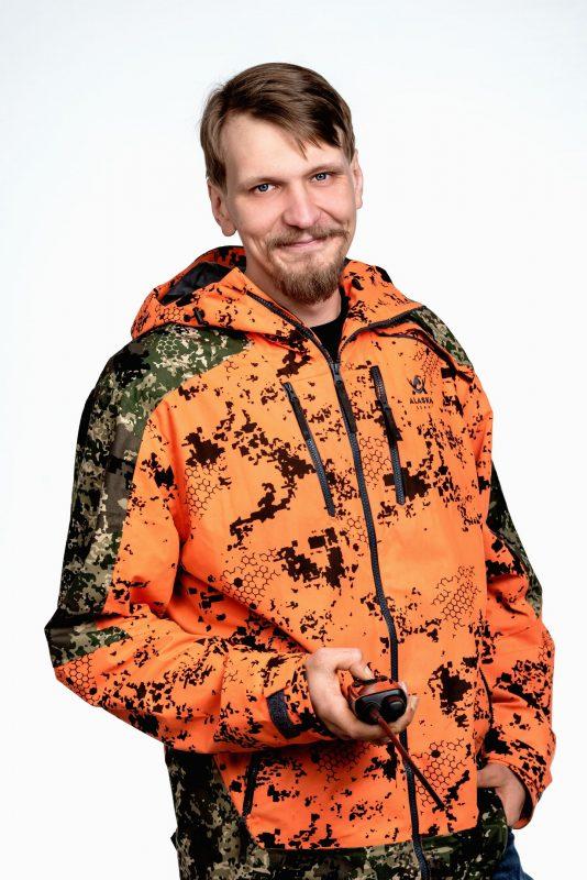 Potretti Kalle Korholasta
