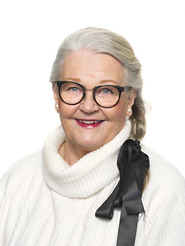 Potretti Anna-Liisa Mikkosesta
