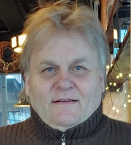 Potretti Juha Hakkaraisesta